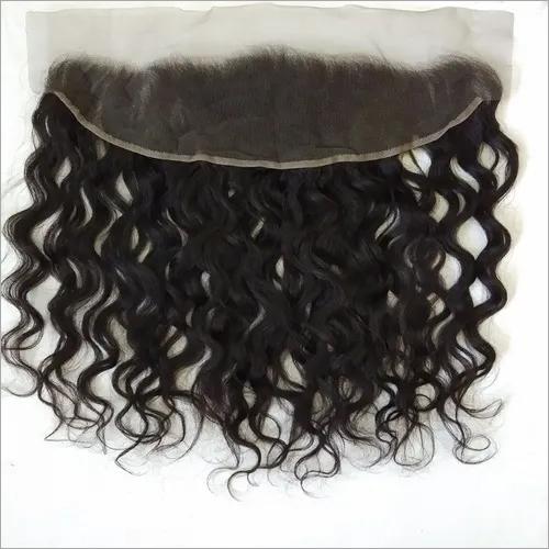 Deep Wavy Human Hair Frontal 13x4