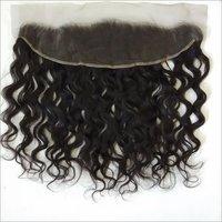 Deep Wavy human hair  frontal