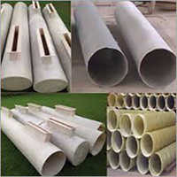FRP and GRE Pipes and Fittings
