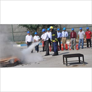 Fire Fighting Training Turnkey Projects