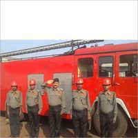 Fire Fighting Man Power Service