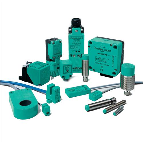 Pepperl Ultrasonic Sensors