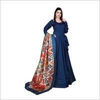 Ladies Floor Length Gown