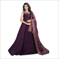 Ladies Party Wear Designer Gown