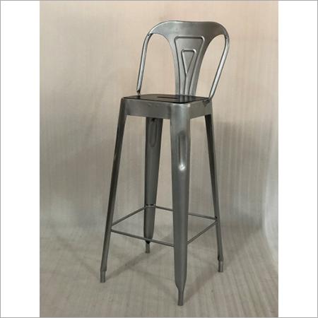 High Back Bar Chair