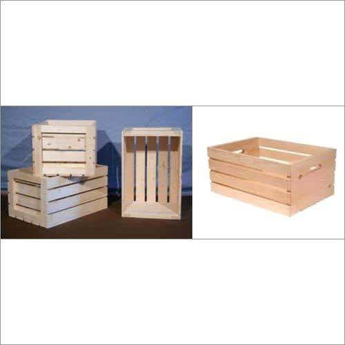 Customized Pine Wood Boxes