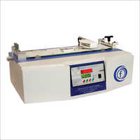 Co-efficient of Friction Tester Digital