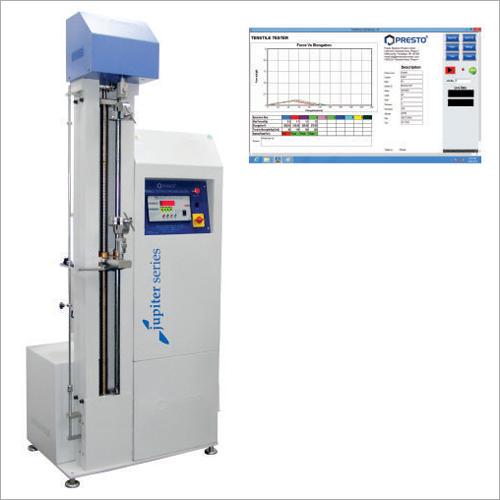 Digital Cum Computerized Tensile Testing Machine