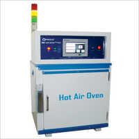 Touch Screen Hot Air Oven