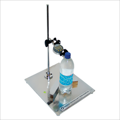 Bottle Perpendicularity Tester