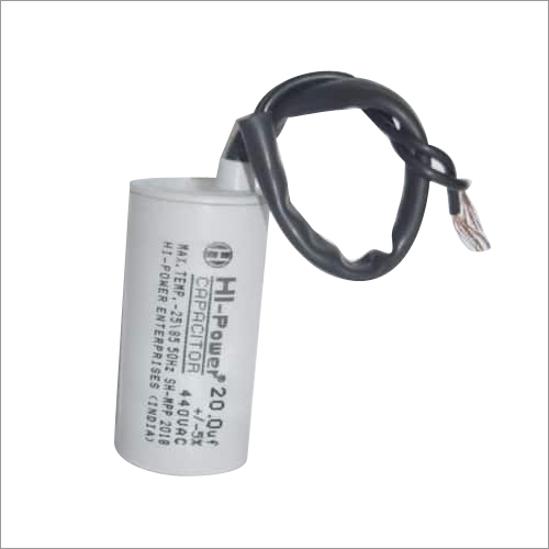 Mono Block Motor Capacitor