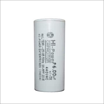Exhaust Fan Capacitor