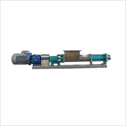 Hygiene Hopper Type Screw Pumps