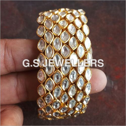 Trendy Gold Bangle