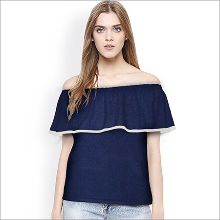 Ladies Off Shoulder Top