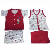 Baby Boy T-Shirt and Shorts Set