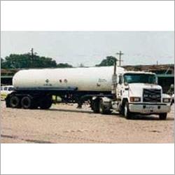 Liquid Ammonia Tanker Load