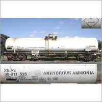 Anhydrous Ammonia Tanker Load