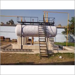 Ammonia Storage Tank