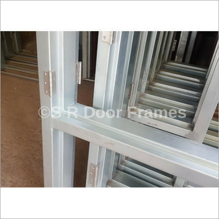 Galvanized Steel Door Frame