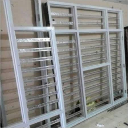 Color Coated Window Frames