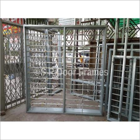 GI Steel Window Frames