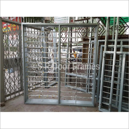 GI Steel Window Frames