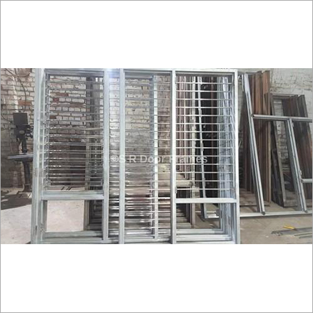 GPSP Steel Door Frames