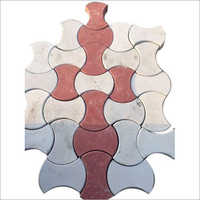Cosmic Designer Interlocking Tile