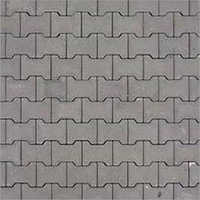 Dumble Pattern Interlocking Tile
