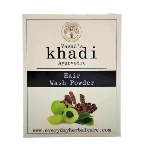 Natural Herbs and power hair wash