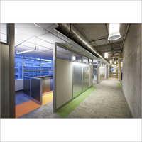 Aluminium Warehouse Partition Services