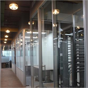 Toughened Glass Partition Services
