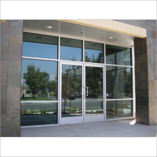 Aluminum Door Installation Service