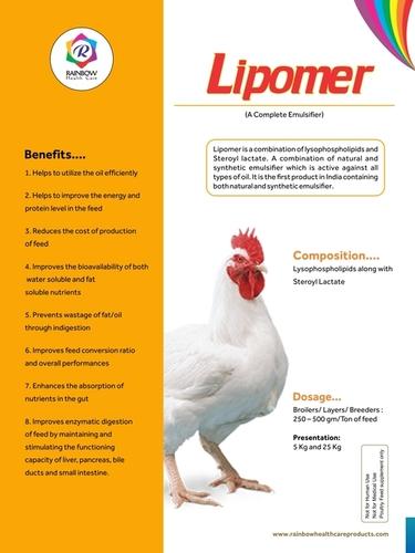 Poultry Emulsifier
