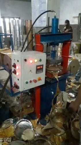 HYDRAULIC THREE DYE AUTOMATIC PAPER PLATE MAKING M