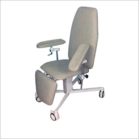 Manual Phlebotomy Chair