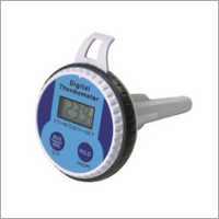 Pool Thermometers And Testers