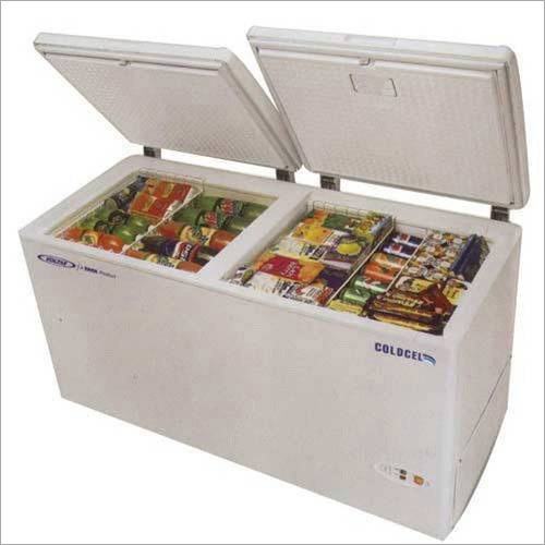 Commercial Refrigerator And Freezer