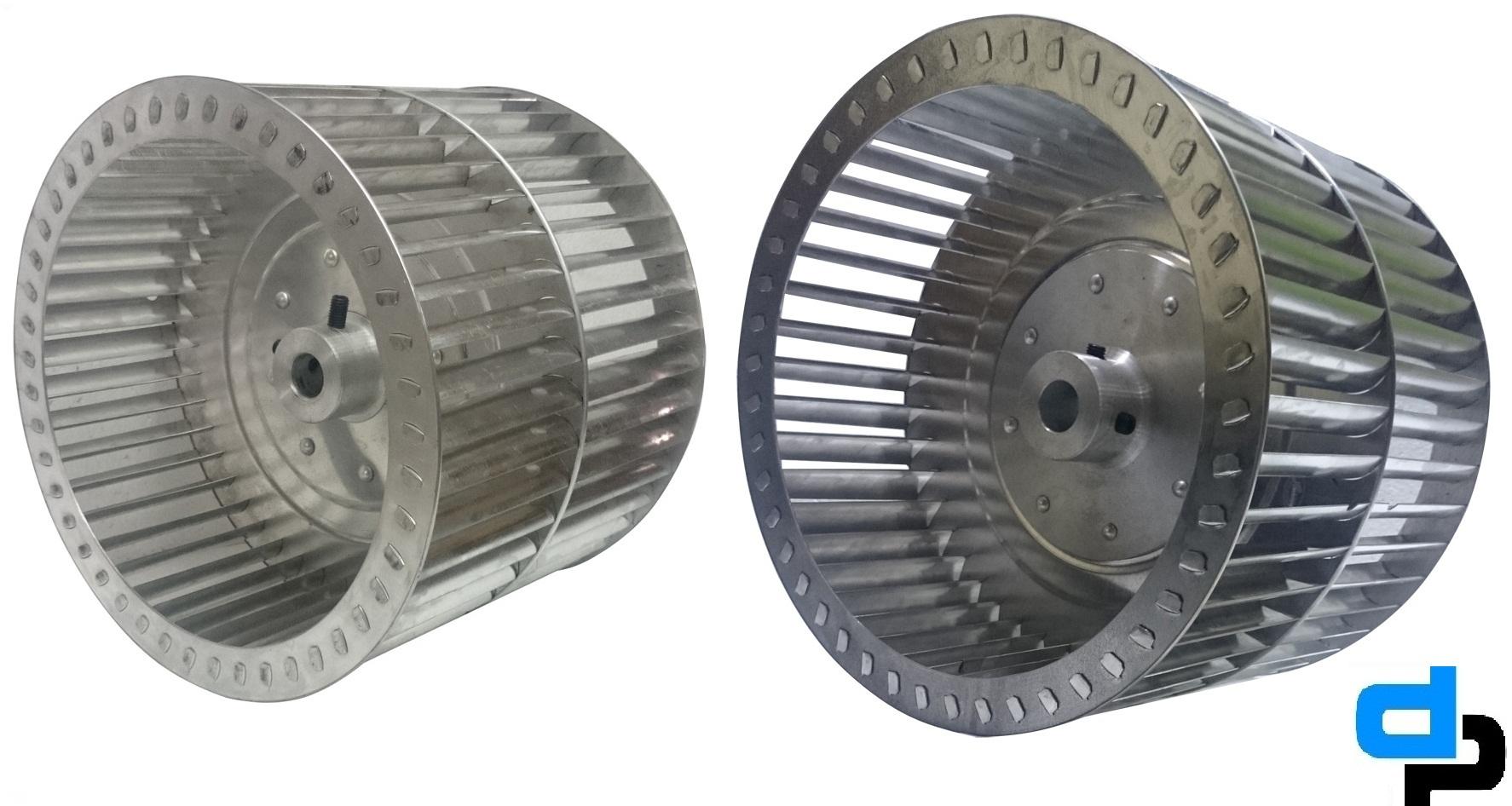 DIDW Centrifugal Fan 100 MM X 100 MM
