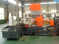 Deep Hole Gun Drilling Machine for cubic workpiece