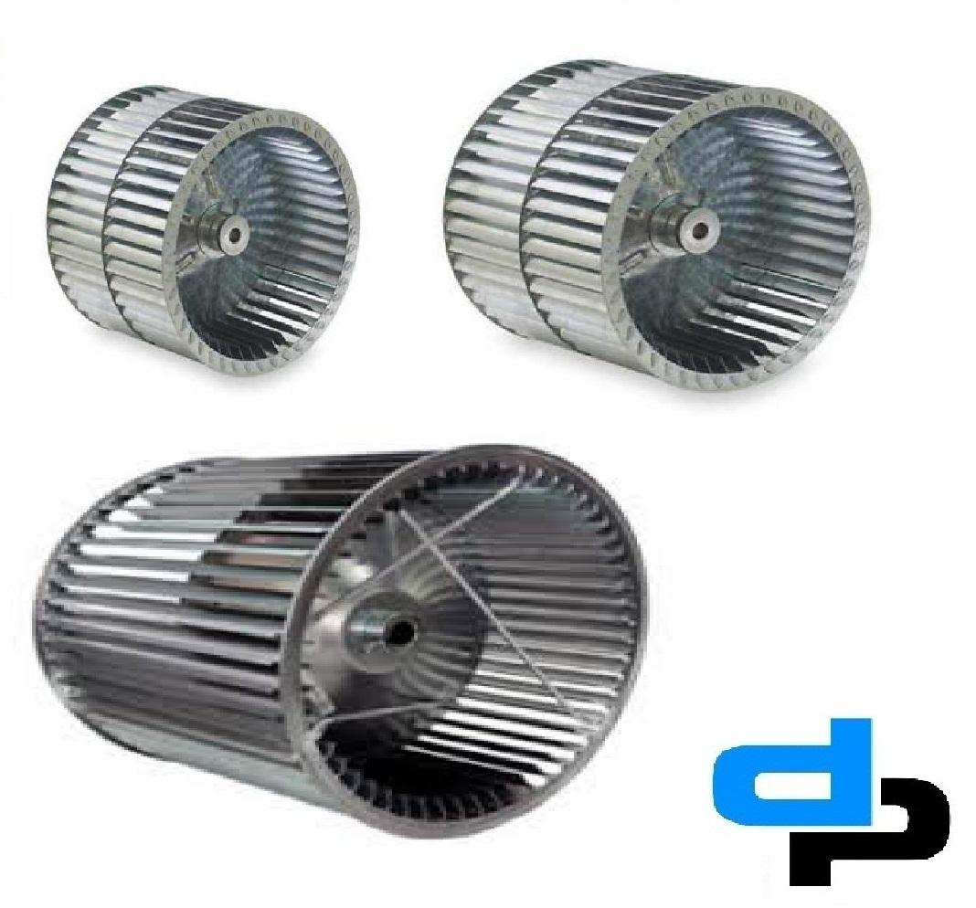 DIDW Centrifugal Fan 151 MM X 165 MM
