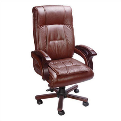 Push Back Office Chair