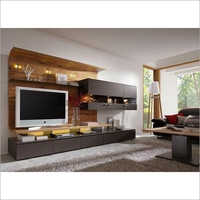 Contemporary LED TV Unit
