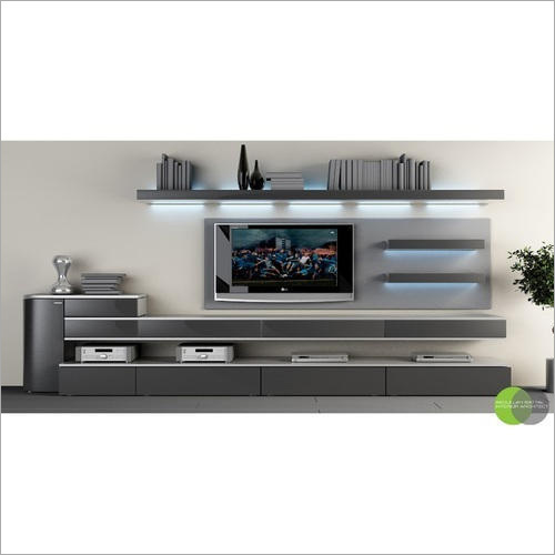 Modular LED TV Unit