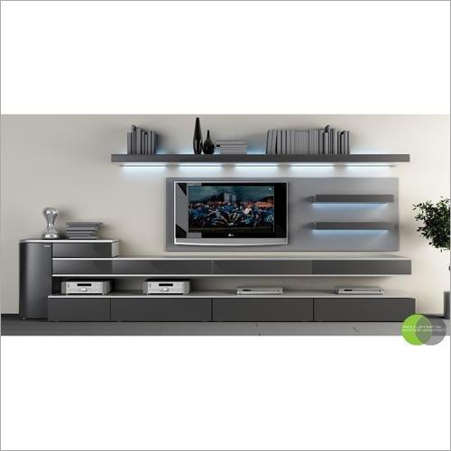 Modular LED TV Unit