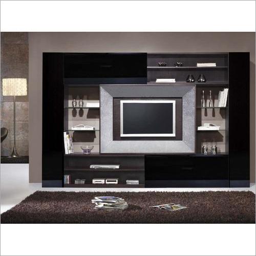 Wooden LED TV Unit