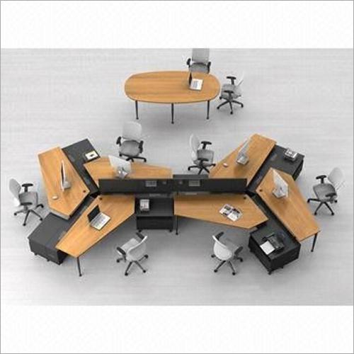 Fancy Office Workstation