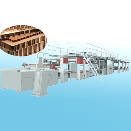 Automatic Honeycomb Paper Core Production Line