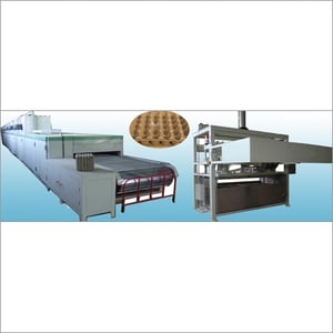 Paper Egg Tray Forming Machine